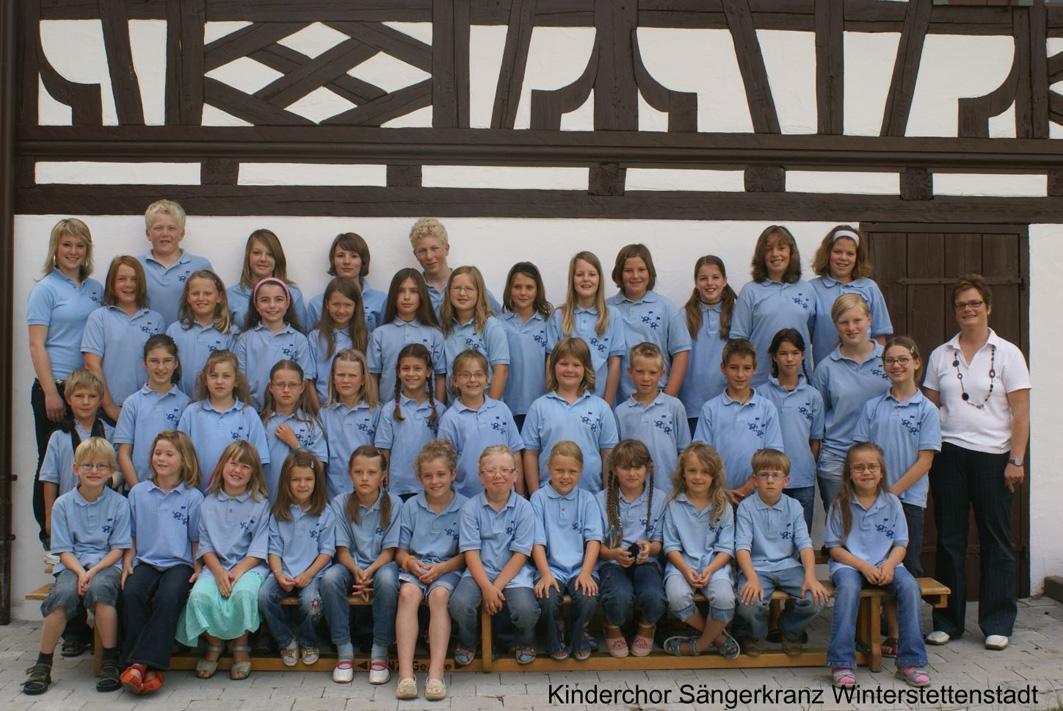 Kinderchor Winterstettenstadt
