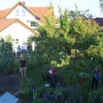 Nachbarschaftssingen in Heilbronn-Böckingen am Wasserturm