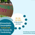 Klimaschutz-Chorprojekte: Future Lab für Visionen und Fundraising