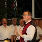 Männergesangverein Steinhausen-Muttensweiler zieht sie mit schwäbischer Mundart in den Bann