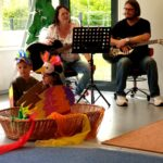 Carusos-Singvögel in Leonbergs Kindergärten
