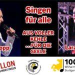 """""""Aus voller Kehle für die Seele"""" – Patrick Bopp feat. Lara Puschke: Offenes Singen"""
