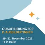 Qualifizierungsseminar für D-Ausbilder:innen