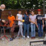 Trarira, der Sommer ist da im Leonberger Samariterstift