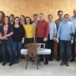 Vizechorleiterkurs C1 in Rutesheim nach zwei Lockdowns erfolgreich beendet