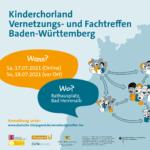 Kinderchorland: Vernetzungstreffen am 17. und 18. Juli 2021