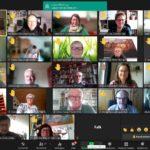 Starke Beteiligung beim Online-Kepler-Chorverbandstag