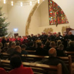 Weihnachtliches Musizieren und lebendiger Adventskalender