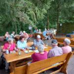 Sommerwanderung beim Gesangverein Eningen