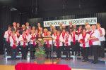 Drei Generationen begeistern mit Gesang beim Herbstkonzert vom Liederkranz Herbertingen
