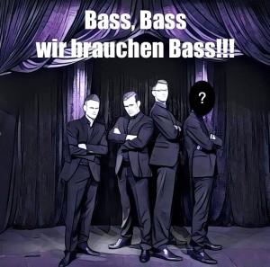 mundARTmonika sucht Bass
