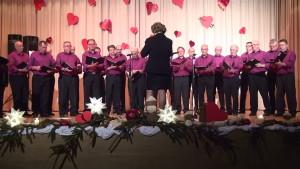 Der Liederkranz Walddorf im Chorverband Ludwig Uhland