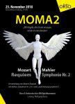 Chorsänger für Mozart-Mahler2 gesucht