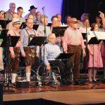 Glitzerstulpen und Gänsehaut – Chorprojekt Rosengarten in concert