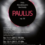"Mendelssohns Oratorium ""Paulus"" als Jubiläums-Highlight"