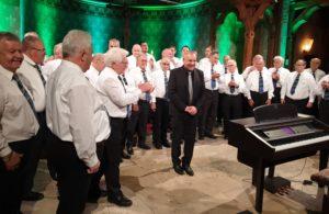 Krönender Abschluss des 100-jährigen Jubiläums des MGV Wimsheim