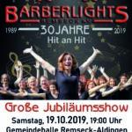 Barberlights – 30 Jahre Hit an Hit