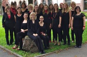 Der Frauenchor 4x4 - Deutschlands bester Frauenchor zu Gast beim Liederkranz Hohengehren