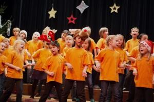 Weihnachtskonzert der Chorwerkstatt Neckartenzlingen