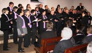 Glemser Chöre singen im Advent