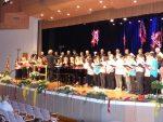 Zauberhaftes Jubiläumskonzert beim 30-jährigen Bestehen von den Cantemus Frauenstimmen in der Ehinger Lindenhalle