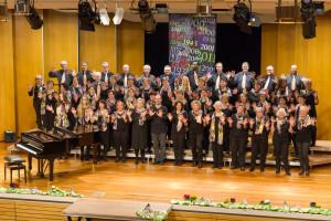 Die Chorgemeinschaft Mössingen