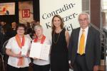 GTV Hohenacker bekommt Conradin-Kreutzer-Tafel verliehen