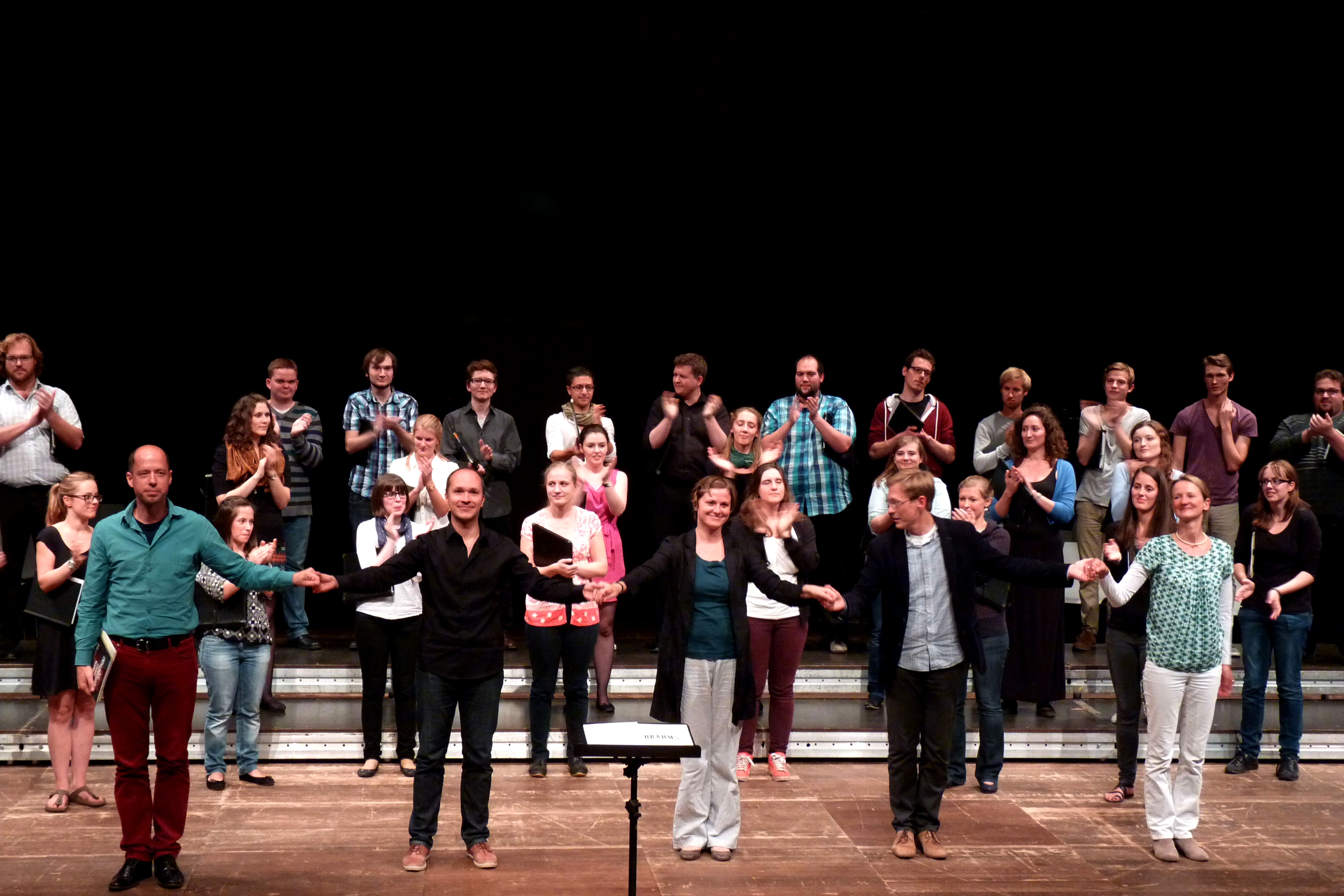 Florian Benfer ist neuer Leiter des Deutschen Jugendkammerchors