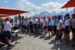 Chor DaCapo Achberg beim Internationalen Chorfestival im Pustertal