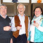 80. Geburtstag von OCV-Ehrenchorleiter Josef Straka