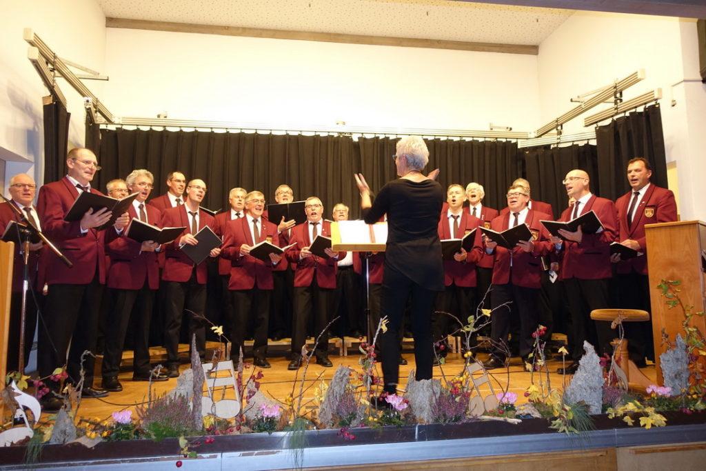 Herbstkonzert des Singkreis Bondorf