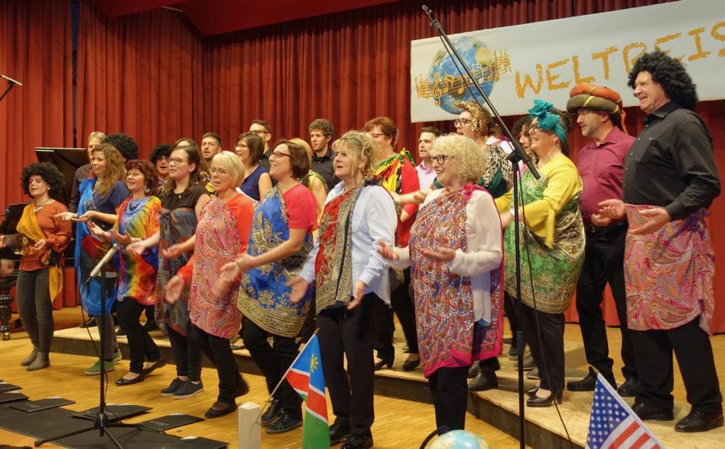 Jahreskonzert des Liederkranzes & Popchor Renhardsweiler