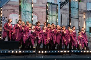 A-Cappella Ladies im Finale beim SWR Chorduell 2014