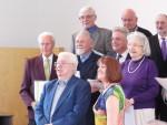Ehre, wem Ehre gebührt – Sängerjubilarehrungen beim Kepler-Chorverband