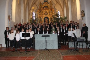 Eberhardzell-Kirchenkonzert-21.12.2014 -Foto Gerhard  Rundel