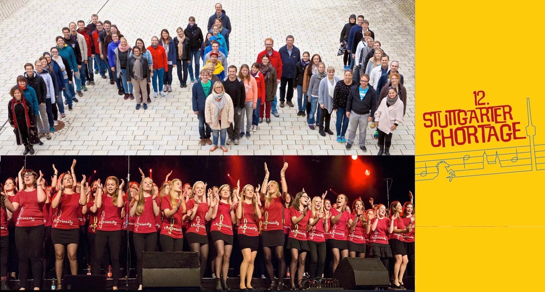 Chor vs. Chor – im Rahmen der 12. Stuttgarter Chortage › Singen und ...