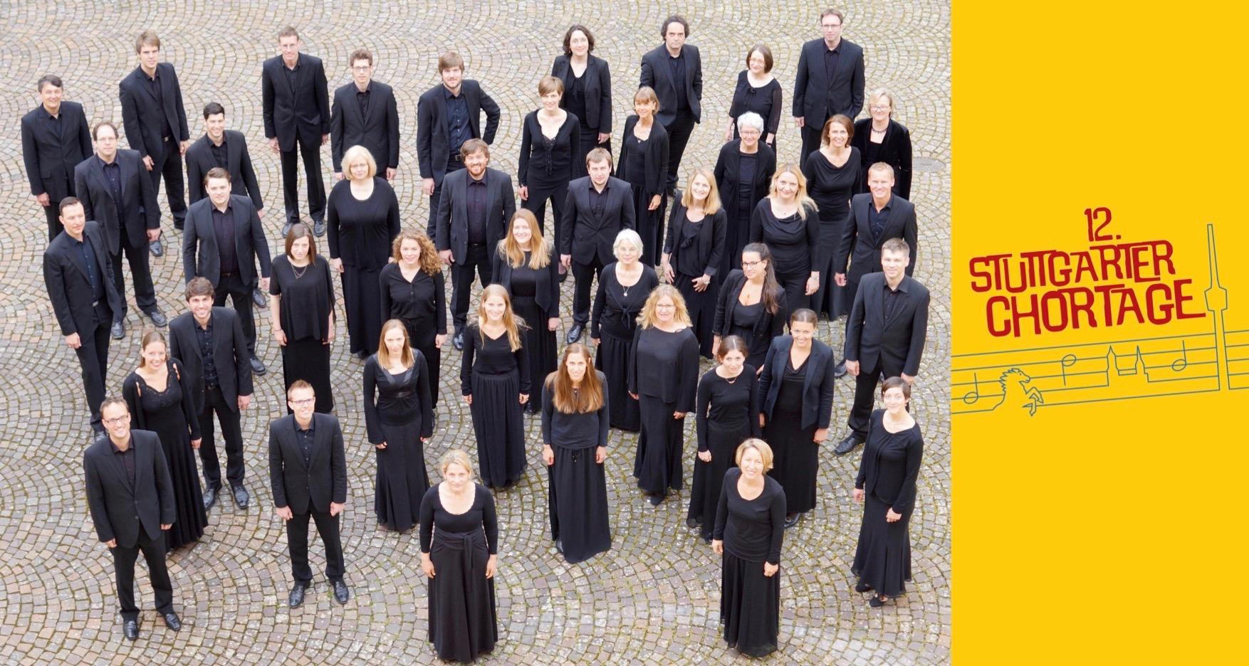 Konzert: Ode an die Nacht – im Rahmen der 12. Stuttgarter Chortage ...