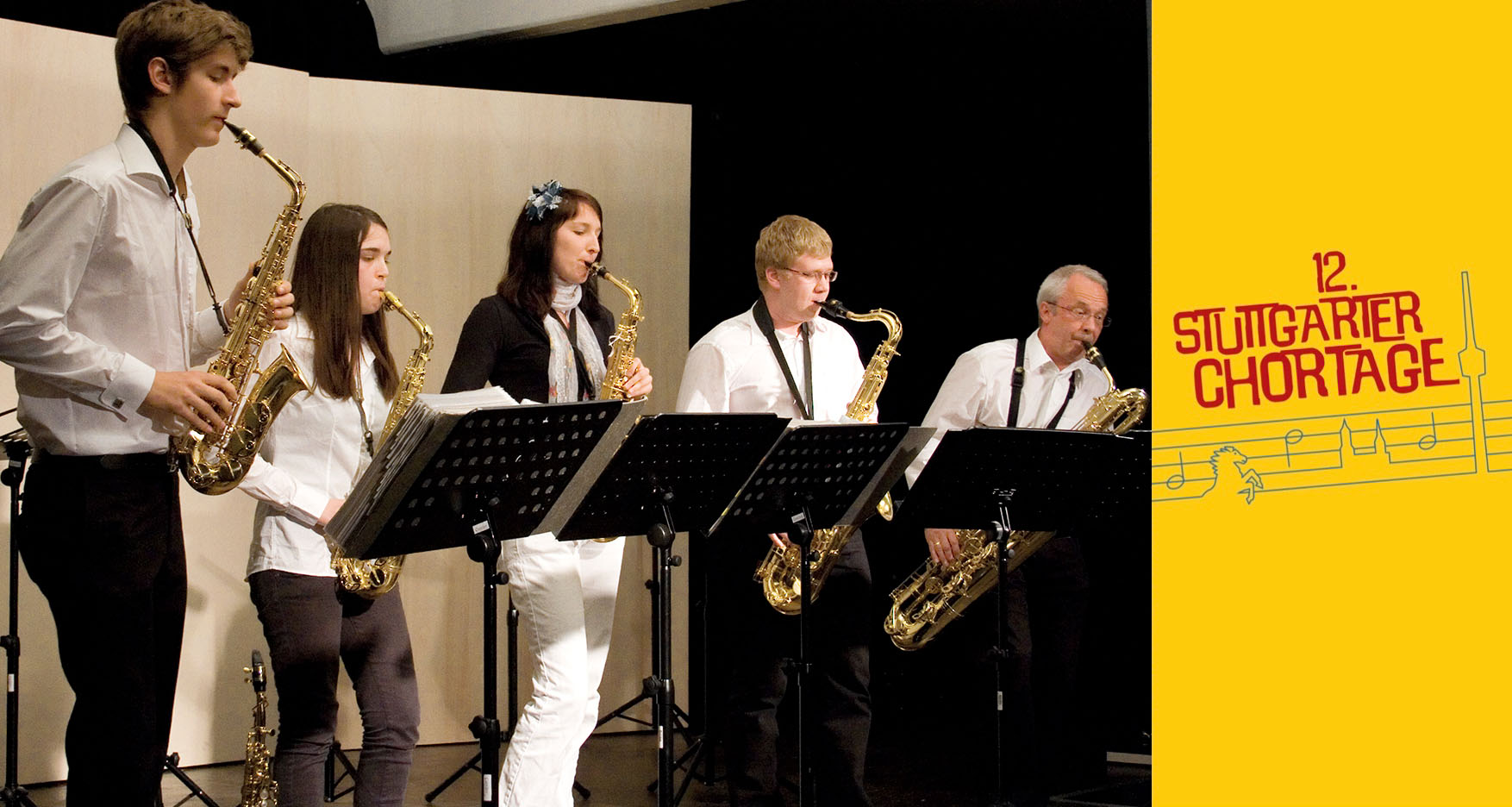 Konzert: Jazz im Lab – im Rahmen der 12. Stuttgarter Chortage ...