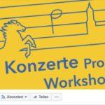 """""""Stuttgarter Chortage"""" jetzt auch auf Facebook"""