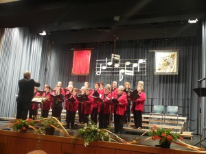 Frauenchor OBLIGATO vom Liederkranz Eintracht Denkendorf