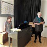 Erfolgreiches und anspruchsvolles Treffen beim Frauenchornachmittag im Chorverband Donau-Bussen