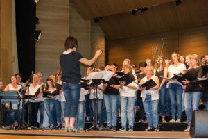 Grandioser Auftritt beim Chorfest
