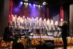 Bühnenfeuerwerk der Chormusik mit Chormäleon und Schräglage