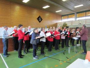 Nachtrag zum Chorverbandstag des Chorverbandes Donau-Bussen in Schelklingen