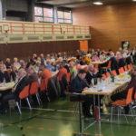 Chorverband Donau-Bussen trifft sich beim Chorverbandstag in Schelklingen