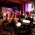 "Musicalaufführung ""Rock my Life"" in Dunningen"