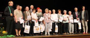 Aktives Singen hält gesund - SKMN würdigt langjährige Choristen bei Ehrungsnachmittag