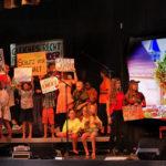 Kleine Igginger ganz groß – Das Robinson Musical