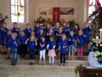 "Gesangverein ""Frohsinn"" Ingerkingen feiert 40 Jahre Kinderchor ""Tonwürmchen"""