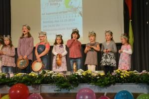 Kichspiel Kindergartenkinder